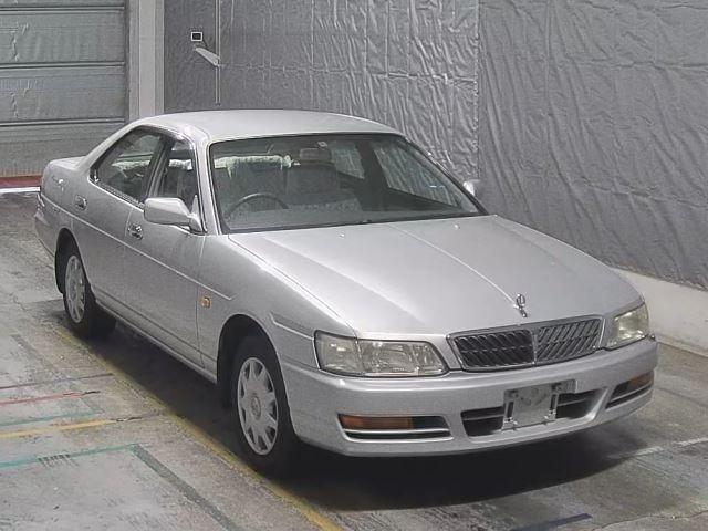 Авто на разбор Nissan Laurel GNC35 RB25DE 1998