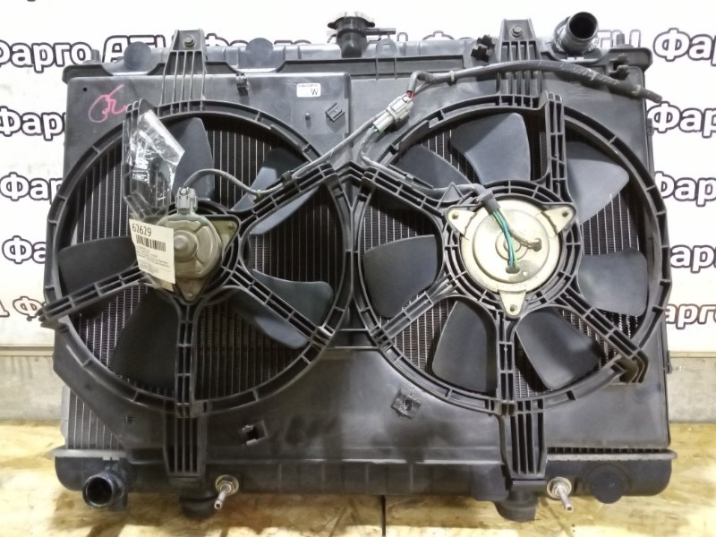 Радиатор двигателя Nissan Liberty PM12 SR20DE