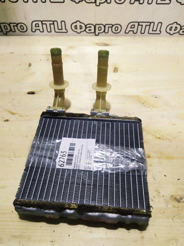 Радиатор отопителя Nissan Laurel GNC35 RB25DE