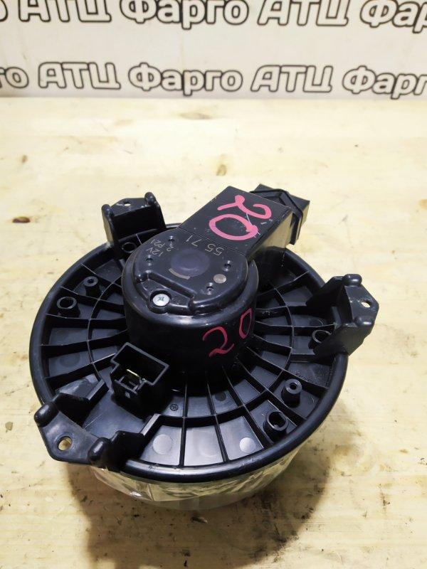 Вентилятор печки Honda Accord CU1 R20A