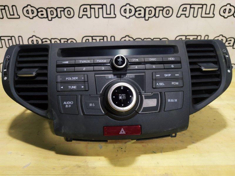 Магнитола Honda Accord CU2 K24A
