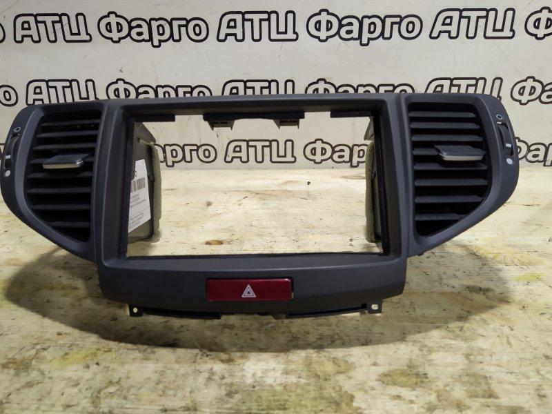 Дефлектор воздушный Honda Accord CU2 K24A