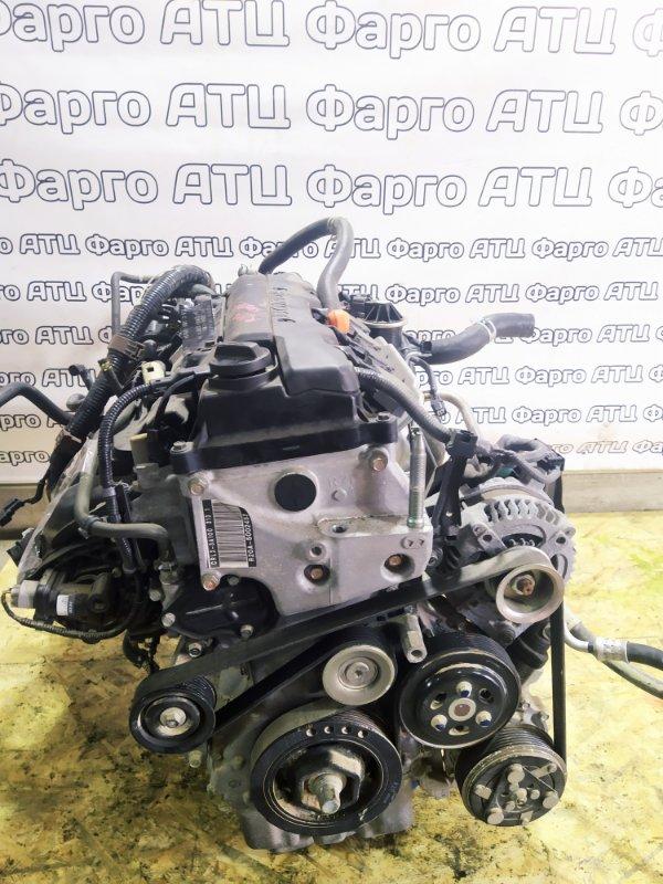 Двигатель Honda Accord CU1 R20A