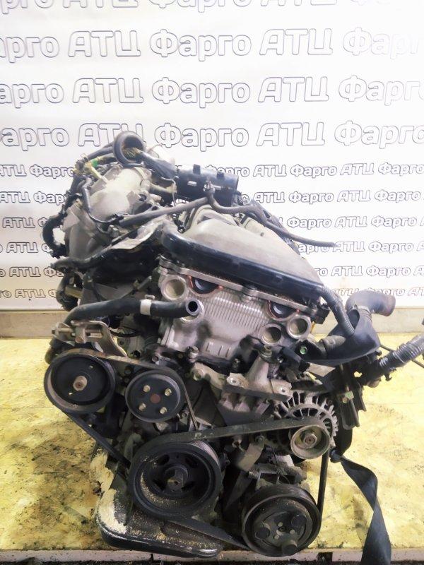 Двигатель Nissan Bluebird HU14 SR20DE