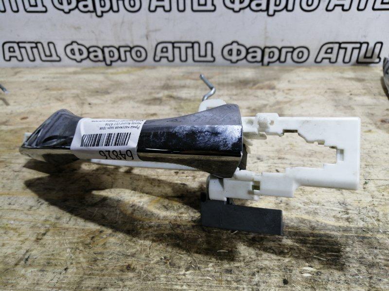 Ручка наружная Honda Accord CU1 R20A задняя правая