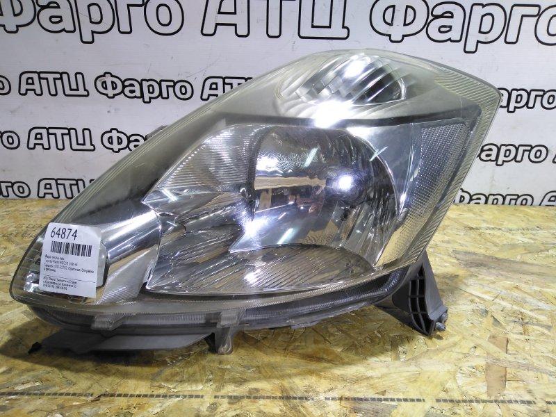Фара Toyota Passo KGC10 1KR-FE передняя левая