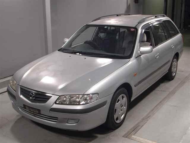 Авто на разбор Mazda Capella GW8W FP-DE