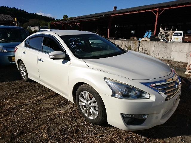 Авто на разбор Nissan Teana L33 QR25DE