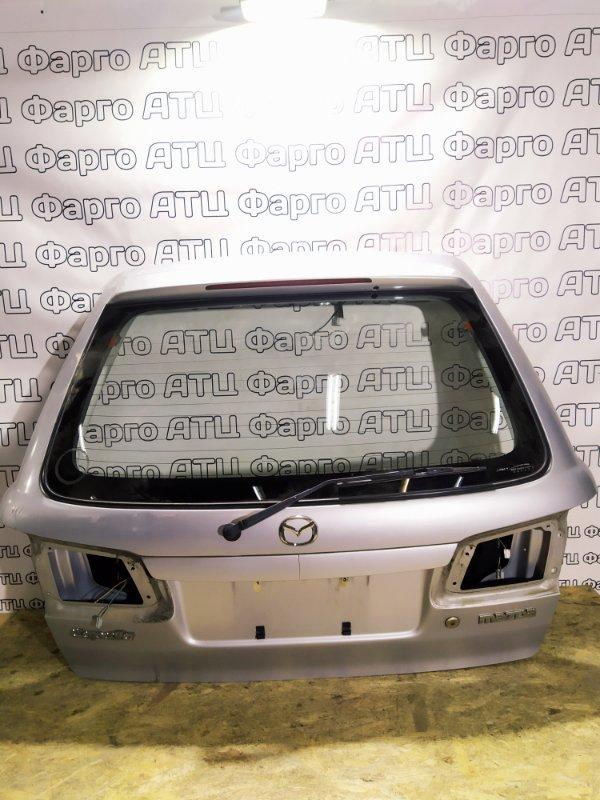 Дверь задняя багажника Mazda Capella GW8W FP-DE
