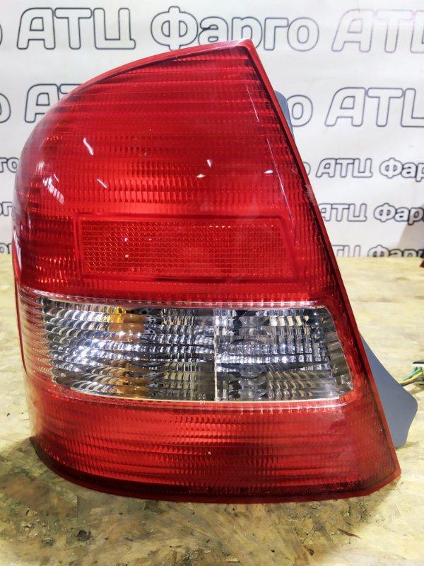 Фонарь стоп-сигнала Mazda Familia BJ5P ZL-DE задний левый