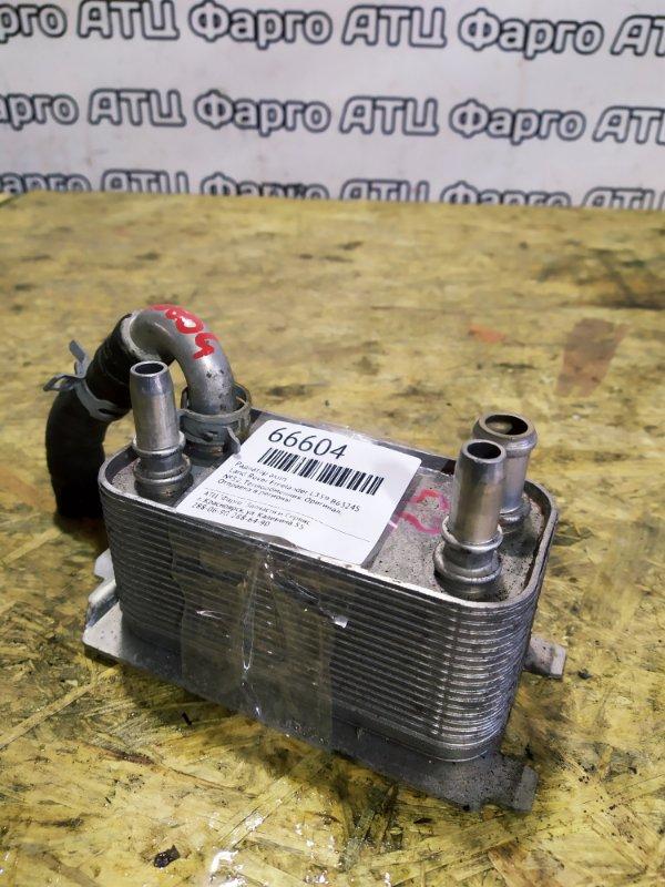 Радиатор акпп Land Rover Freelander L359 B6324S