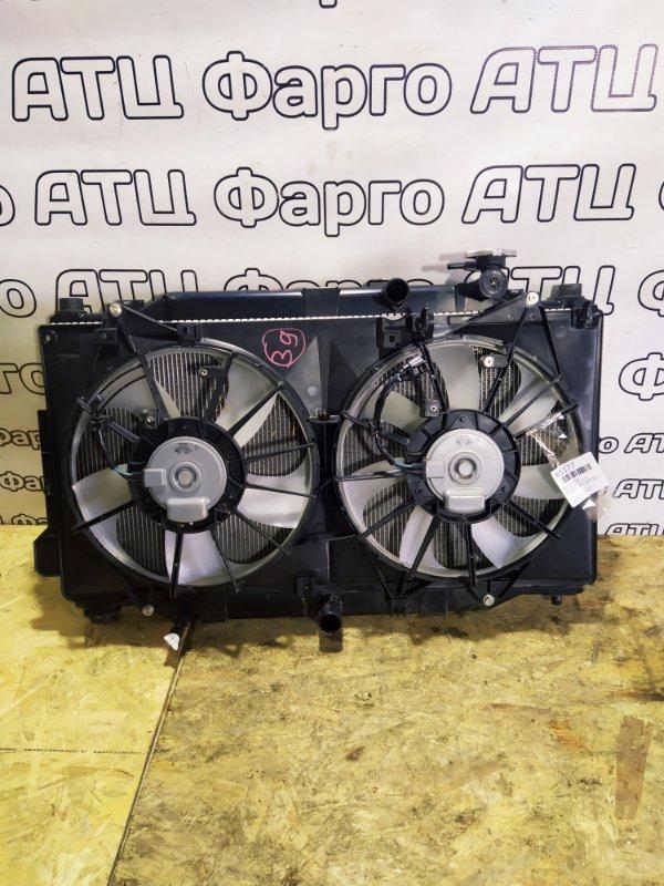 Радиатор двигателя Mazda Axela BM2AP SH-VPTR