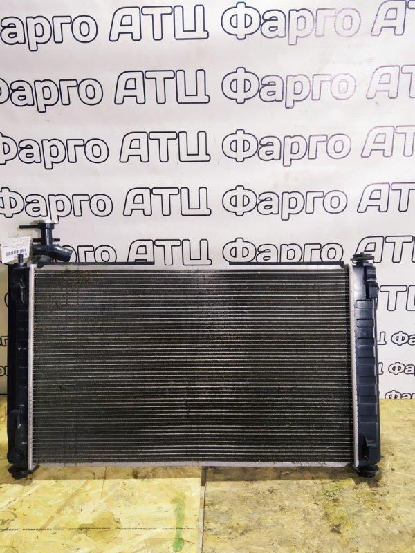Радиатор двигателя Nissan Teana L33 QR25DE