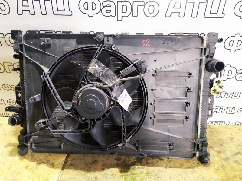 Радиатор двигателя Land Rover Freelander L359 B6324S 2008