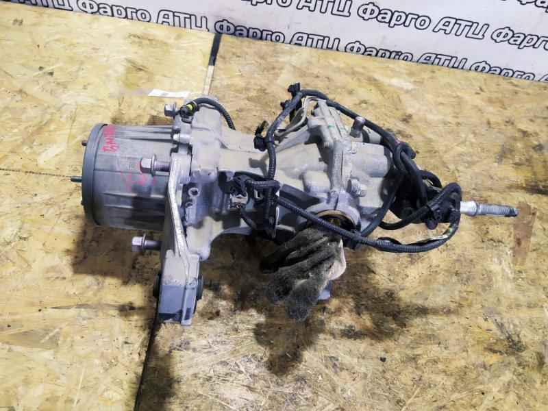 Редуктор моста Mazda Axela BM2AP SH-VPTR задний