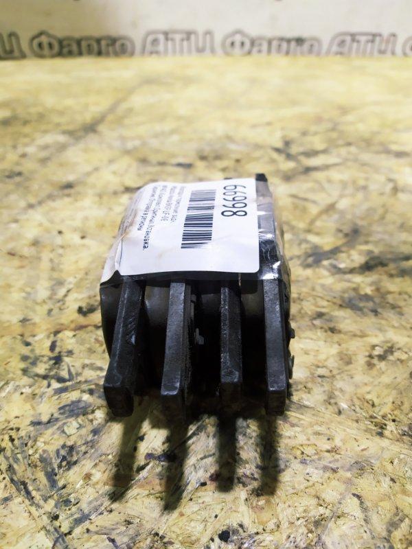 Колодки тормозные Mazda Axela BKEP LF-DE задние