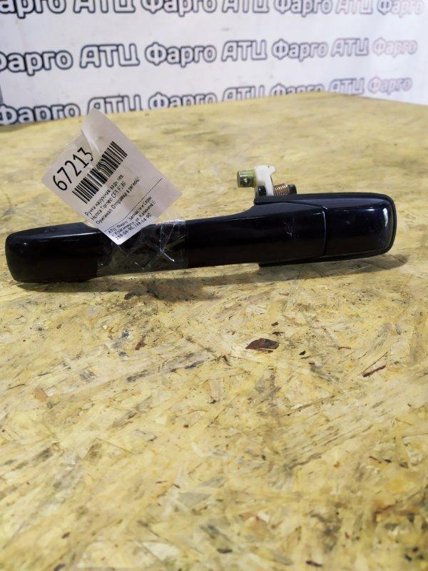 Ручка наружная Honda Torneo CF3 F18B задняя левая