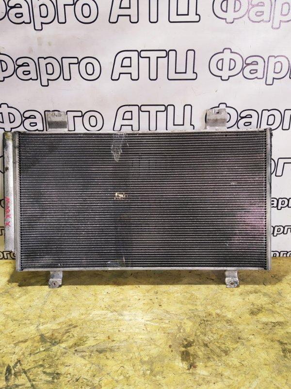 Радиатор кондиционера Toyota Mark X GRX120 4GR-FSE
