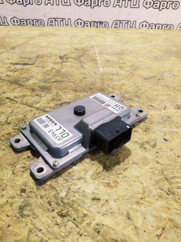 Блок управления кпп Nissan Teana L33 QR25DE