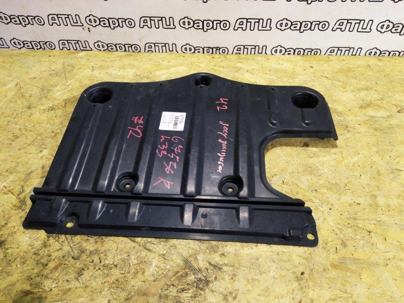 Защита задняя Nissan Teana L33 QR25DE правая