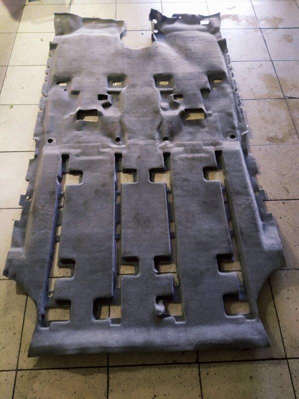 Обшивка пола Nissan Rnessa N30 SR20DE
