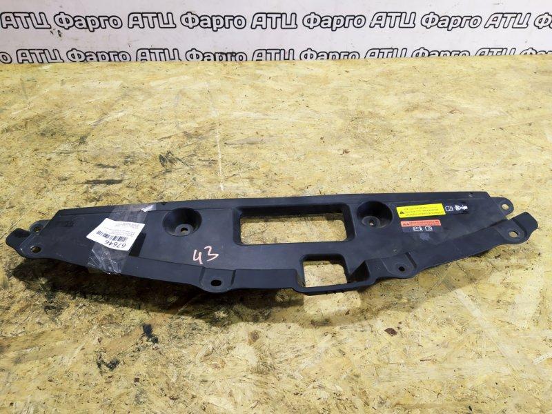 Накладка на решетку радиатора Nissan Teana L33 QR25DE