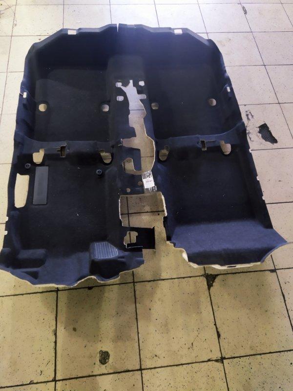 Обшивка пола Mazda Axela BM2AP SH-VPTR