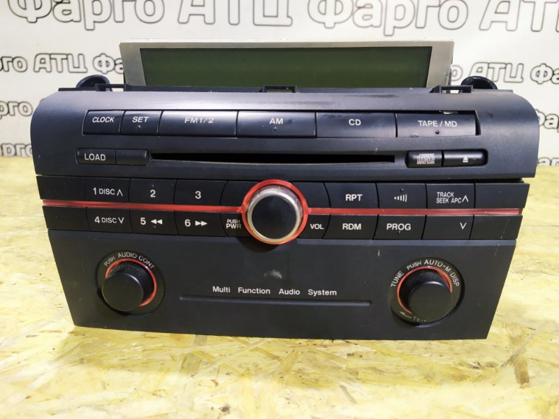 Магнитола Mazda Axela BKEP LF-DE