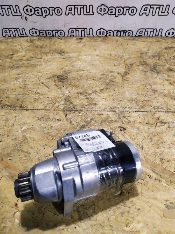 Стартер Nissan Teana L33 QR25DE