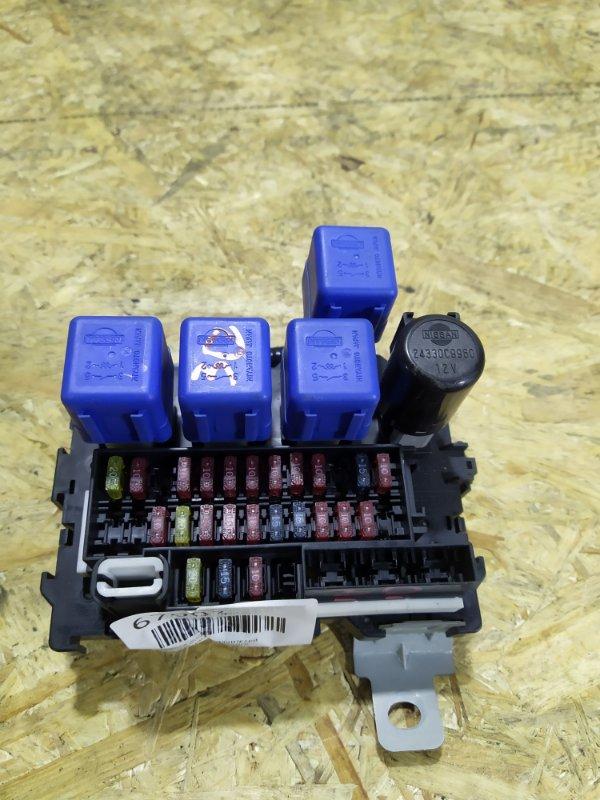 Блок реле и предохранителей Nissan Liberty PM12 SR20DE