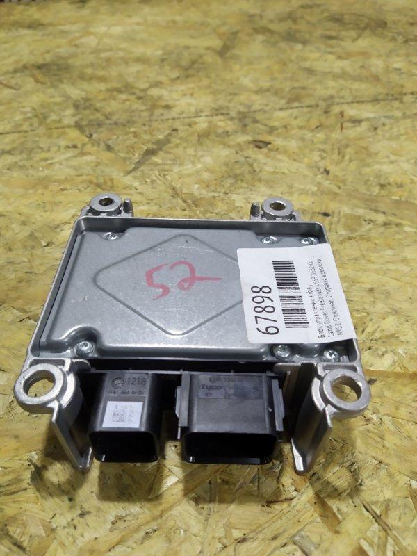 Блок управления airbag Land Rover Freelander L359 B6324S
