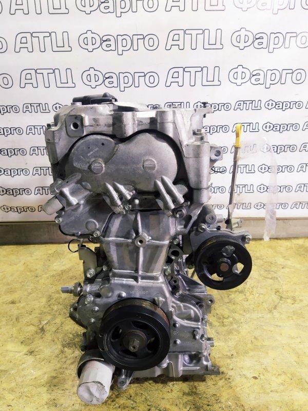 Двигатель Nissan Teana L33 QR25DE