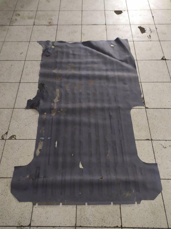 Обшивка пола Nissan Vanette SK82VN F8 задняя