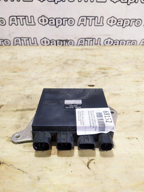 Блок управления впрыском топлива Toyota Mark X GRX120 4GR-FSE
