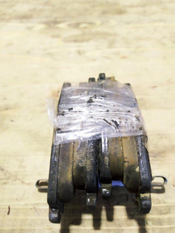 Колодки тормозные Mazda Axela BM5FS P5-VPS задние