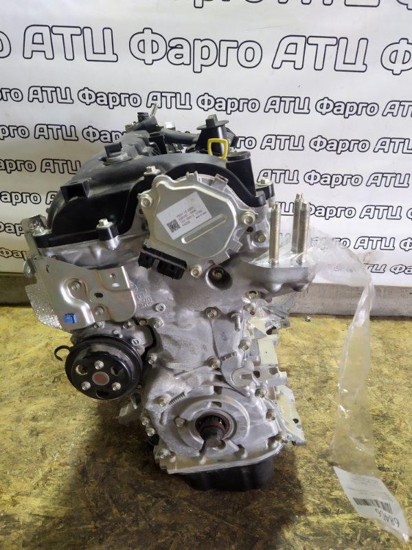 Двигатель Mazda Axela BM5FS P5-VPS