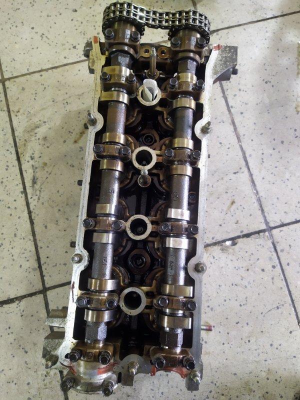 Головка блока цилиндров Nissan Largo NW30 KA24DE