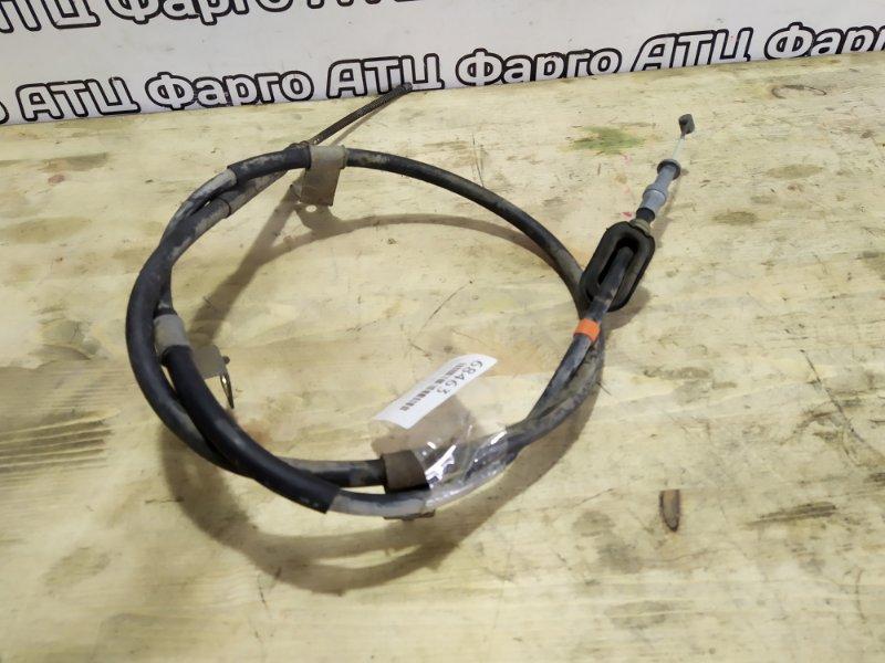 Трос ручника Subaru Legacy BH5 EJ20 правый