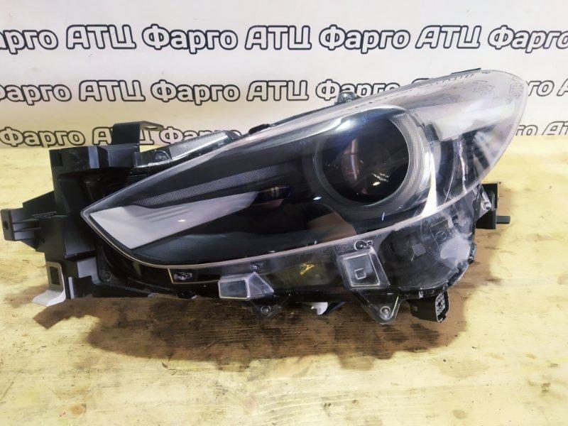 Фара Mazda Axela BM2AP SH-VPTR передняя левая