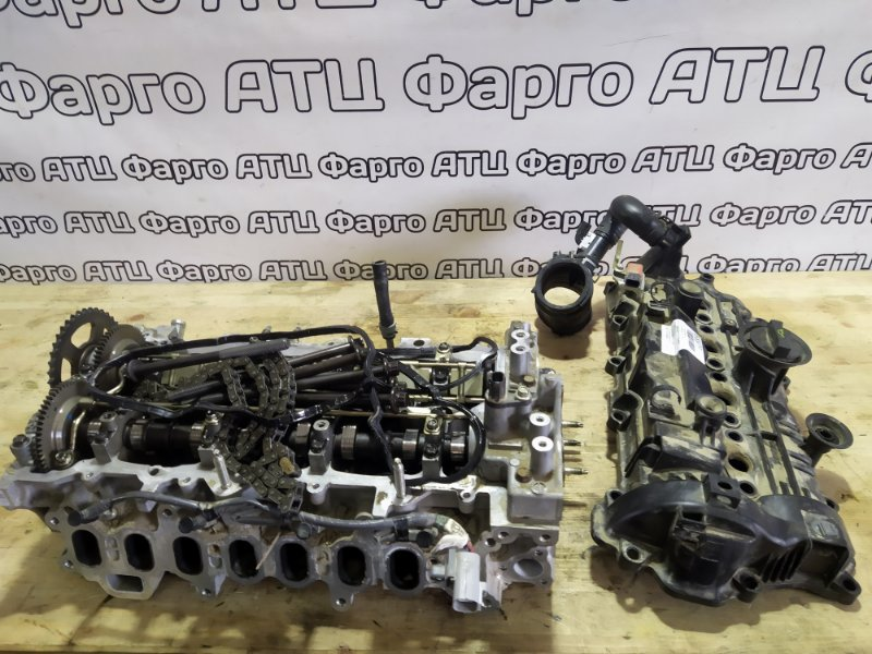 Головка блока цилиндров Mazda Axela BM2AP SH-VPTR