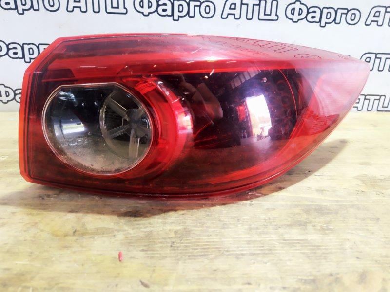 Фонарь стоп-сигнала Mazda Axela BM2AP SH-VPTR задний правый