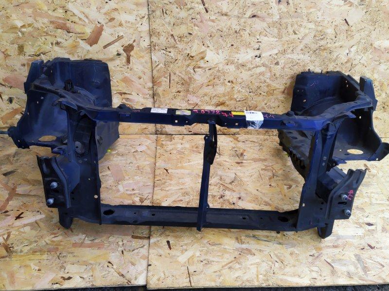 Рамка радиатора Toyota Voltz ZZE136 1ZZ-FE передняя