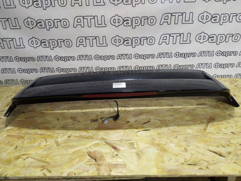 Спойлер Honda Accord Wagon CM2 K24A