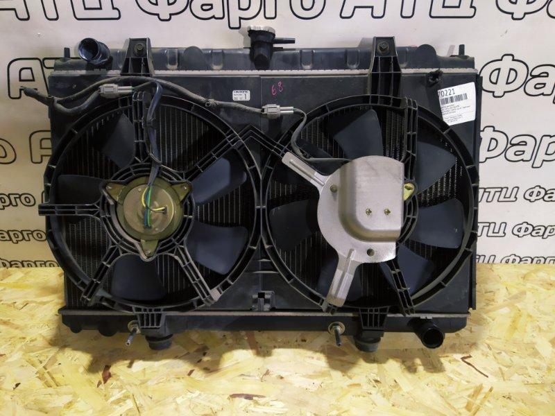 Радиатор двигателя Nissan Cefiro A33 VQ20DE