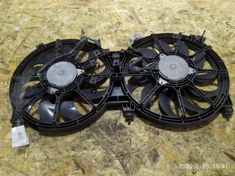 Вентилятор радиатора двигателя Nissan Teana J32 VQ25DE