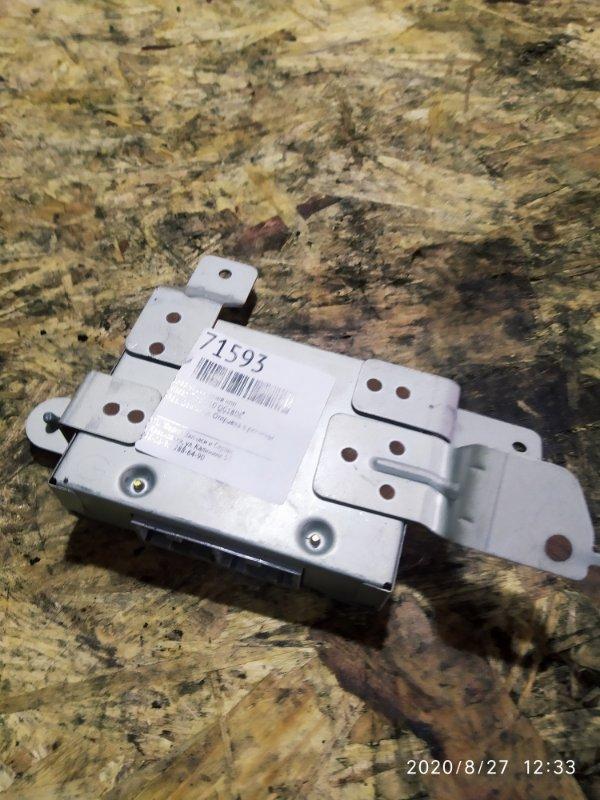 Блок управления кпп Nissan Tino V10 QG18DE