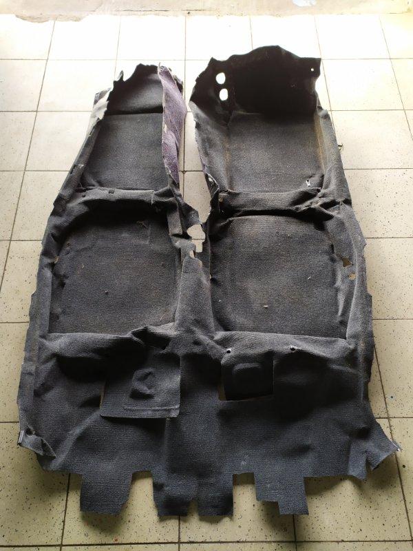 Обшивка пола Toyota Caldina ST191G 3S-FE