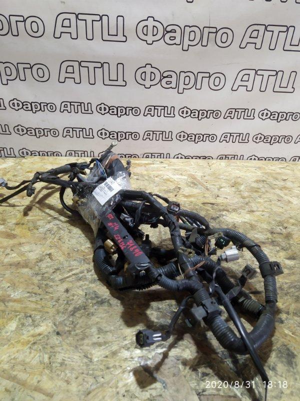 Проводка двигателя Toyota Voltz ZZE136 1ZZ-FE