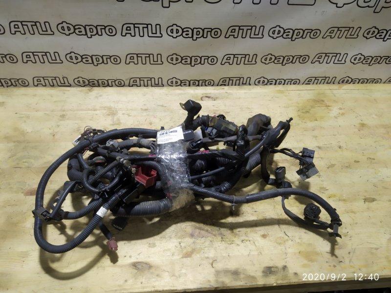 Проводка двигателя Nissan Tino V10 QG18DE