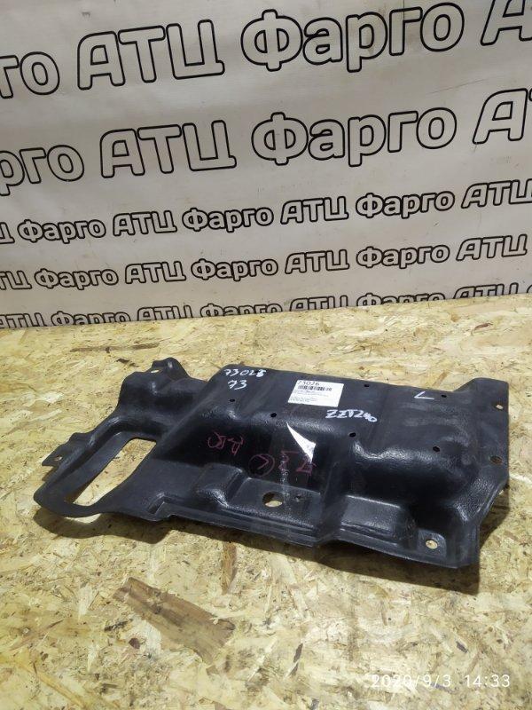 Защита двс Toyota Allion ZZT240 1ZZ-FE передняя левая
